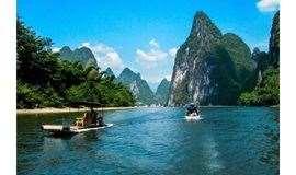 五一假期及周五晚上出发兴坪漓江品质全景游