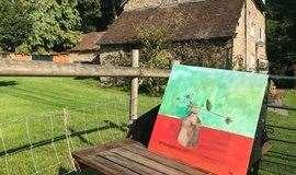 踏上英国鲜为人知的乡村之旅 | VIVA 大家说「跟着花艺师去户外」