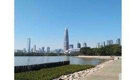 4月20日徒步深圳湾公园,一场活动私信加几十位好友