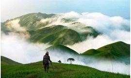 3天游~踏青【端午节】江西武功山人间仙境、天上草原徒步、观万里云海星空日出、摄影、驴友纯玩