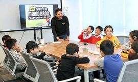 【免费体验】外教原汁原味用英语教Scratch少儿编程课