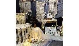 南城手作【第十六期】——波西米亚风手工挂毯