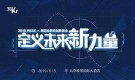 2019 WISEx新职业教育创新峰会