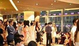 名企名校聚会『梦回香港』花样年华绅士旗袍外滩之夜