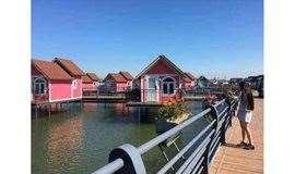 周六-日:东方小马尔代夫之 月坨岛,荷兰风情小岛,滦州古城,(2日)