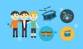 暑期少儿打击乐兴趣体验课 提升孩子自信心 培养孩子节奏感