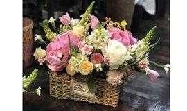 生活有花不孤单—花艺沙龙
