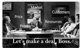 销售者BOOS,【投资人和销售者的午茶会】