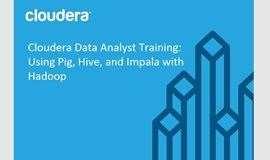【上海站】Cloudera数据分析师培训:Pig、Hive和Impala