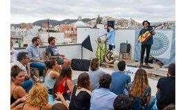【6月上海 在徐家汇的秘密屋顶上,听风唱歌】遍布全球的青年社群SofarSounds沙发音乐