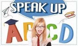 Speak Up!体验英语的 Free Style