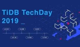 【杭州站】TiDB TechDay 2019