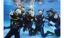 【6.30周日】不用去海岛 来一场不一样的潜水体验