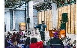 【7月北京 听歌瘦三斤,国贸时髦运动空间里的秘密音乐会】遍布全球的青年社群SofarSounds沙发音乐