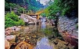 周六/日:梨木台山水峡谷,天津神龙架,石英岩峰林峡谷地貌,(1日)