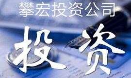 攀宏投资公司【天使投资会】第6期