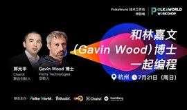 和Gavin Wood 一起编程
