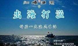 周末1天@滨海出海打渔 包船出海打渔-体验渔民生活-打卡网红图书馆