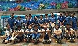 """坪山青少年暑假""""冲浪滑板培训""""【一次可以学习冲浪+滑板+单板滑雪】三项运动"""