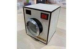 """创客工坊第七期:DIY min""""i滚筒洗衣机"""""""