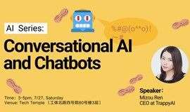 AI Series: Conversational AI and Chatbots