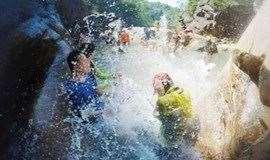 玩点厉害的·溯溪漂流释放压力·涂鸦打破自我设限 | 精致小团(8月周末)