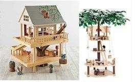 亲子手工坊│带孩子,建房子,搭建属于自己的小小奇幻世界!