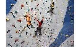 每周日@ 室内攀岩 来一场岩壁上的舞蹈