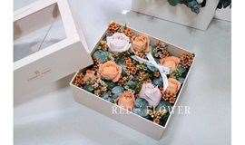 广州前途驿 • 邀请函 韩系花盒插花艺术的生活美学