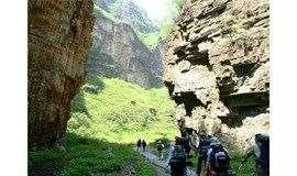 周六/日:明清古村落灵水村,龙门涧峡谷徒步8公里,(1日)