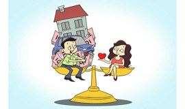 《幸福的婚姻》法律篇