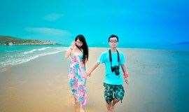 【火车版】柔软沙滩、湛蓝大海、荧光海岸,东甲&塘屿双岛行摄