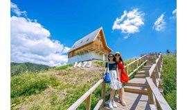 周六/日:海坨山谷|瑞士小镇,小农场,京城海拔最高咖啡馆,亚洲最大房车公园,,