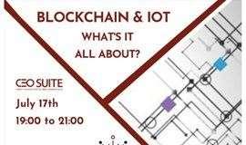 当Blockchain区块链遇上IOT物联网 Blockchain and IOT : What's it all about?