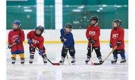 北美最酷炫运动-亲子冰球体验