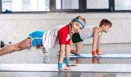 导引瑜伽丨青少年体型矫正