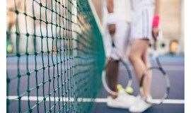 闵行龙柏网球场 |  网球初体验 发现更美好的自己!