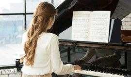 成人零基础钢琴入门课程【学会一首钢琴曲,送给未来的自己】