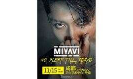 "MIYAVI""NO SLEEP TILL TOKYO"" 2019巡回演唱会·成都站"