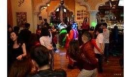 【周一晚星级酒店南美拉丁Salsa舞会】零基础西班牙Bachata舞公开课~跳舞修身/认识新朋友~