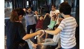 这个年纪,艺术、律动(运动)与陪伴是最好的早教 创意肢体律动(3-5岁)