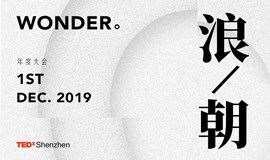 TEDxShenzhen2019年度大会 | Wonder 浪朝