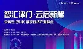 京東云(天津)數字經濟產業峰會