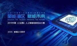 2019中国(小谷围)人工智能创新创业大赛