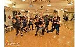 本周日一次性体验两种舞蹈~激情活力莎莎舞Salsa和性感非洲探戈KIZOMBA~无需基础~无需自带舞伴~