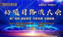 华中区●武汉站●第322期《好项目路演大会》