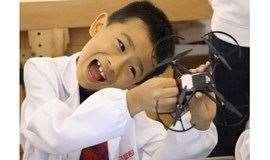 【無人機救援】主題派對,福田/南山2地可選,圓5-12歲孩子的飛行夢!【第5期】