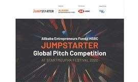 阿里巴巴创业者基金|JUMPSTARTER环球创业盛典比赛(北京场)