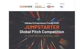 阿里巴巴创业者基金|JUMPSTARTER环球创业盛典比赛(上海场)