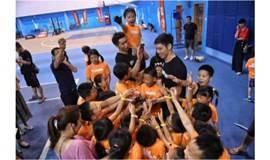 【儿童训练营招募-广州】| 广州首场儿童训练来袭!营助你完成春季三色梦想